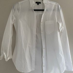 Used condition JCrew slim stretch perfect shirt
